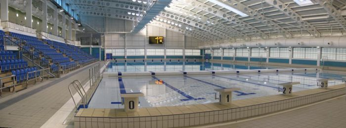 Masters Swimming In Leeds Is Mainly Basedat The Shiny New John Charles Pool This Opened In